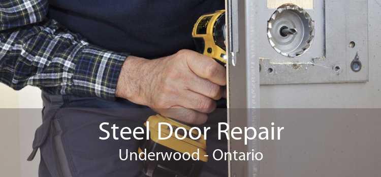 Steel Door Repair Underwood - Ontario