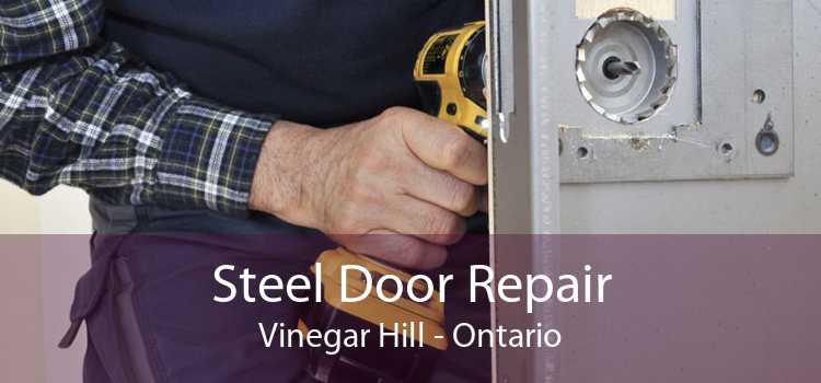 Steel Door Repair Vinegar Hill - Ontario