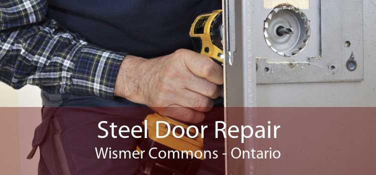 Steel Door Repair Wismer Commons - Ontario