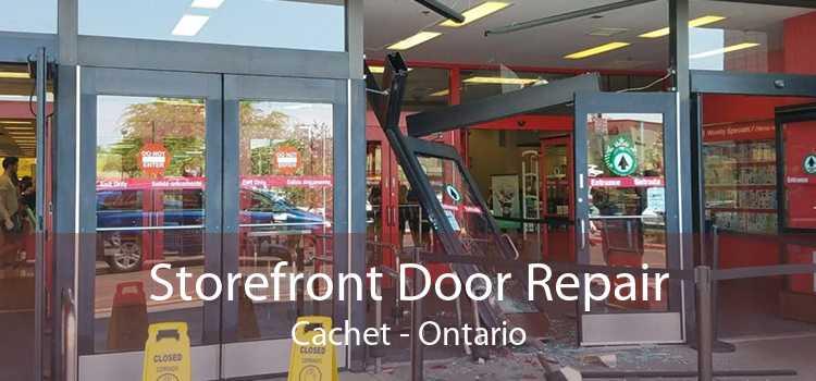 Storefront Door Repair Cachet - Ontario