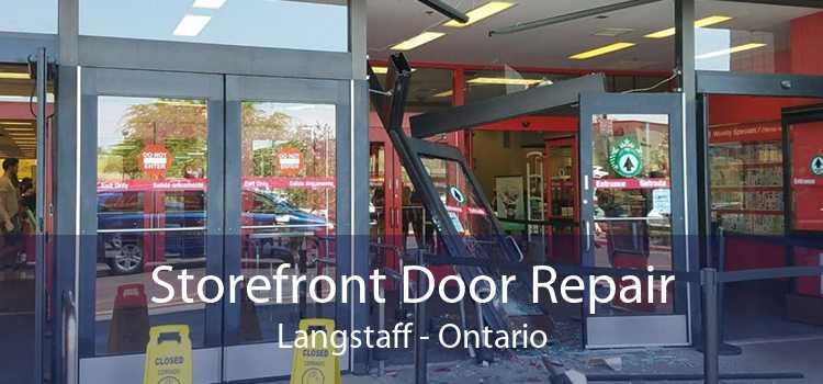 Storefront Door Repair Langstaff - Ontario