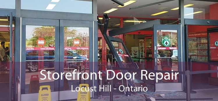 Storefront Door Repair Locust Hill - Ontario