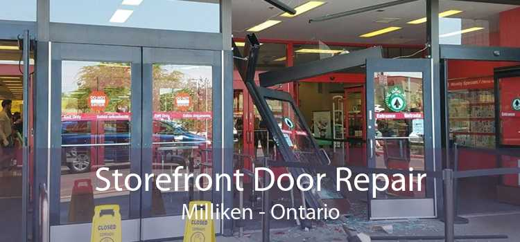 Storefront Door Repair Milliken - Ontario