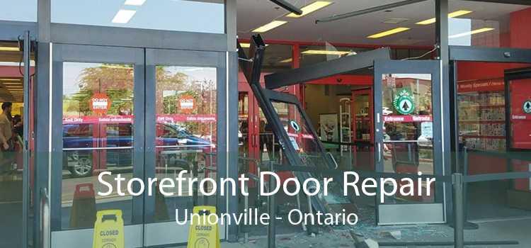 Storefront Door Repair Unionville - Ontario