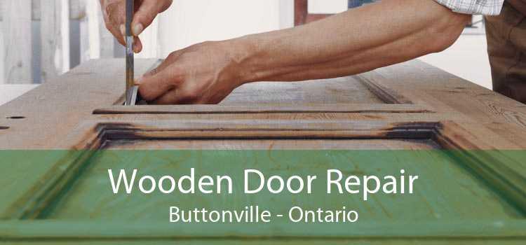 Wooden Door Repair Buttonville - Ontario