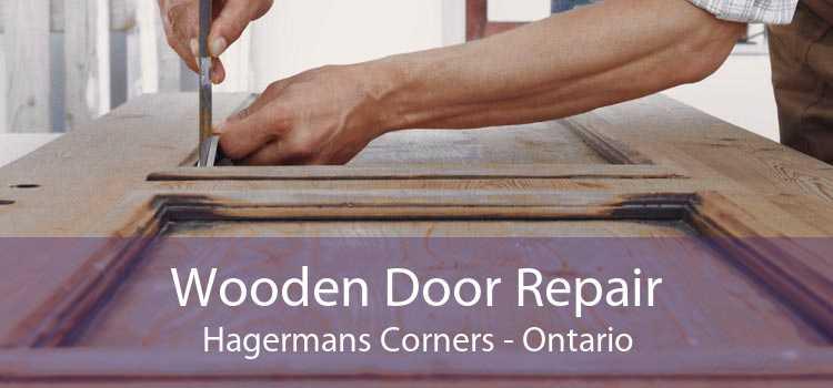 Wooden Door Repair Hagermans Corners - Ontario